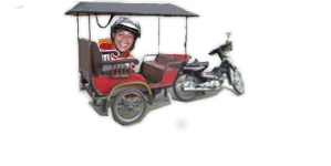 TukTuk Taxi Angkor
